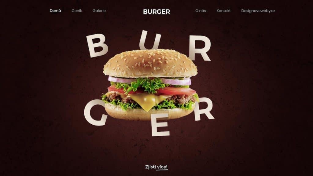 beDesign ukázkové demo, tvorba webů a tvorba grafiky